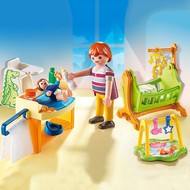 Playmobil Playmobil Baby Room with Cradle