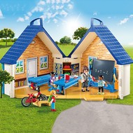 Playmobil Playmobil Take Along School House RETIRED