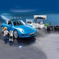 Playmobil Playmobil Porsche 911 Targa 4S RETIRED