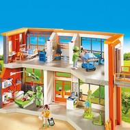 Playmobil Playmobil Furnished Children's Hospital