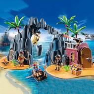 Playmobil Playmobil Pirate Treasure Island RETIRED