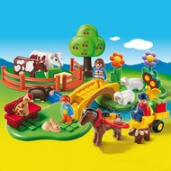 Playmobil Playmobil 123 Countryside
