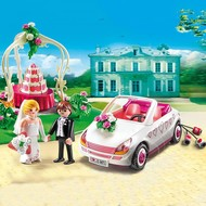 Playmobil Playmobil Wedding Celebration Starter Set RETIRED