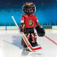 Playmobil Playmobil NHL Ottawa Senators Goalie