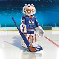 Playmobil Playmobil NHL Oilers Goalie