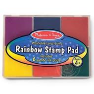 Melissa & Doug Melissa & Doug Rainbow Stamp Pad