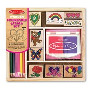 Melissa & Doug Melissa & Doug Friendship Stamp Set