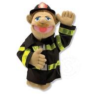 Melissa & Doug Melissa & Doug Firefighter Puppet