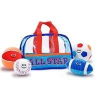 Melissa & Doug Melissa & Doug First Play All Star Sports Bag Fill and Spill