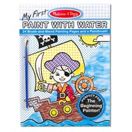 Melissa & Doug Melissa & Doug My First Paint with Water Pad Blue