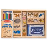 Melissa & Doug Melissa & Doug Animal Stamp Set_