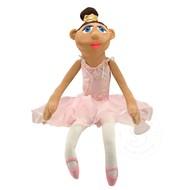Melissa & Doug Melissa & Doug Ballerina Puppet (Full-Body)