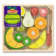 Melissa & Doug Melissa & Doug Cutting Fruit Play Food