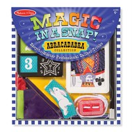 Melissa & Doug Melissa & Doug Magic in a Snap! Abracadabra Collection