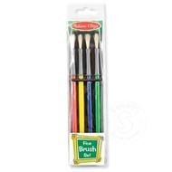 Melissa & Doug Melissa & Doug Fine Paint Brush Set _