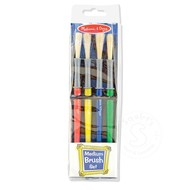 Melissa & Doug Melissa & Doug Medium Paint Brush Set _