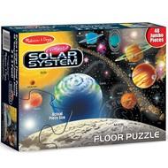 Melissa & Doug Melissa & Doug Solar System Floor Puzzle 48pcs