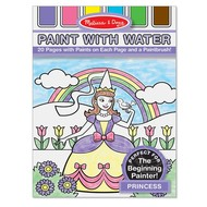 Melissa & Doug Melissa & Doug Paint with Water Pad - Princess