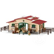 Schleich Schleich Horse Stable with Accessories