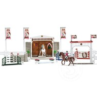 Schleich Schleich Big Horse Show Set with Riders and Horses