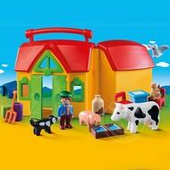 Playmobil Playmobil 123 My Take Along Farm