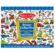Melissa & Doug Melissa & Doug Sticker Pad Collection Blue