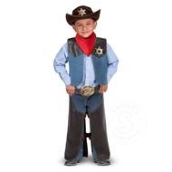 Melissa & Doug Melissa & Doug Role Play Cowboy Dress Up