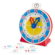 Melissa & Doug Melissa & Doug Turn & Tell Time Clock