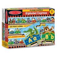 Melissa & Doug Melissa & Doug Alphabet Express Floor Puzzle 27pcs