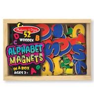 Melissa & Doug Melissa & Doug Alphabet Magnets in a Box