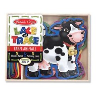 Melissa & Doug Melissa & Doug Lace and Trace Farm Animals
