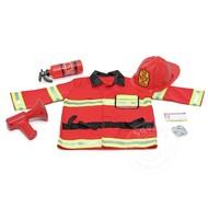 Melissa & Doug Melissa & Doug Role Play Fire Chief Dress Up