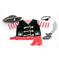 Melissa & Doug Melissa & Doug Role Play Pirate Dress Up