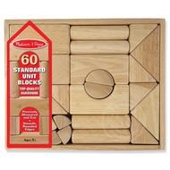 Melissa & Doug Melissa & Doug Standard Unit Wood Blocks