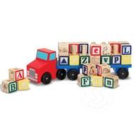 Melissa & Doug Melissa & Doug Alphabet Truck