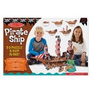 Melissa & Doug Melissa & Doug 3D Puzzle Pirate Ship