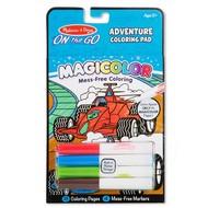 Melissa & Doug Melissa & Doug On the Go Magicolor Coloring Pad - Adventures