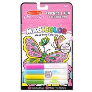 Melissa & Doug Melissa & Doug On the Go Magicolor Coloring Pad - Friendship & Fun