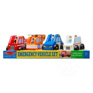 Melissa & Doug Melissa & Doug Emergency Vehicle Set