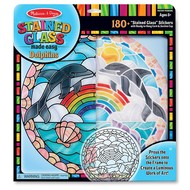 Melissa & Doug Melissa & Doug Stained Glass Made Easy - Dolphin