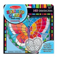 Melissa & Doug Melissa & Doug Stained Glass Made Easy - Butterfly