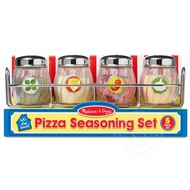 Melissa & Doug Melissa & Doug Pizza Spice Seasoning Set _