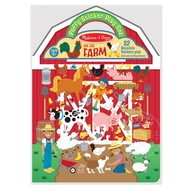 Melissa & Doug Melissa & Doug Puffy Sticker Play Set - On the Farm