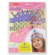 Melissa & Doug Melissa & Doug Simply Crafty Terrific Tiaras