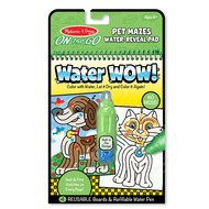 Melissa & Doug Melissa & Doug On the Go Water Wow! Pet Mazes