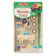 Melissa & Doug Melissa & Doug Created By Me!  Monster Truck