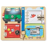 Melissa & Doug Melissa & Doug Lock & Latches Board