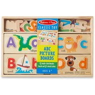 Melissa & Doug Melissa & Doug ABC Picture Boards