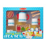 Melissa & Doug Melissa & Doug Steep & Serve Tea Set