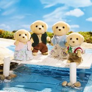 Calico Critters Calico Critters Yellow Lab Family